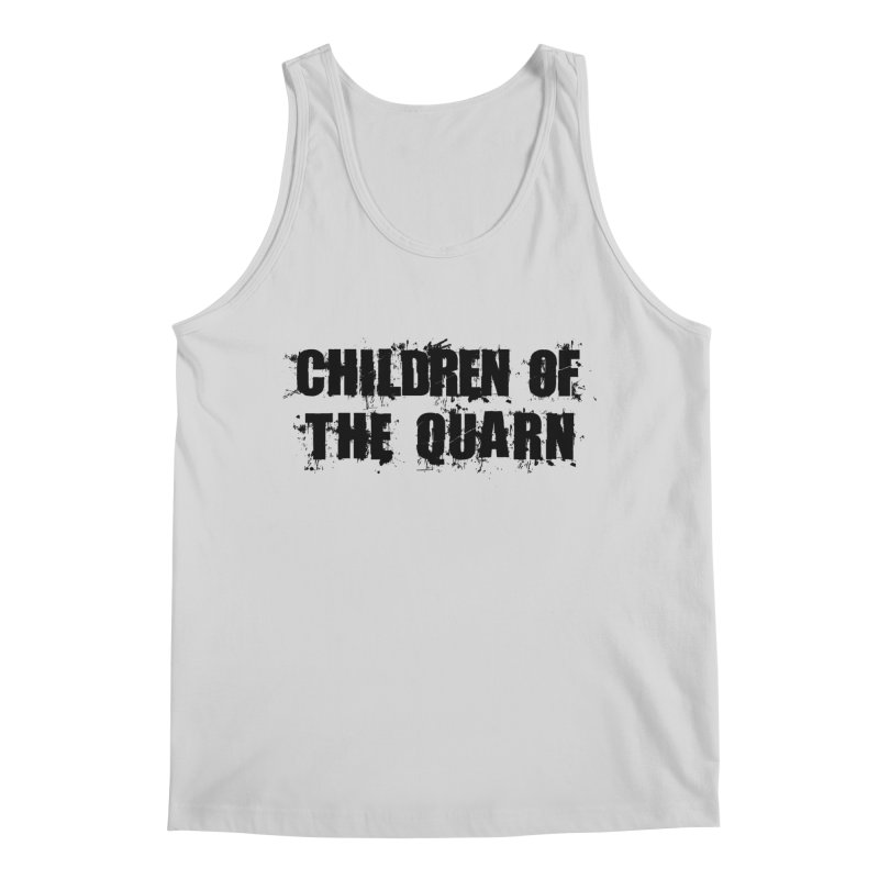 "SIDE EYE/""Children of the Quarn"" (Black) Men's Tank by Josh Sabarra's Shop"