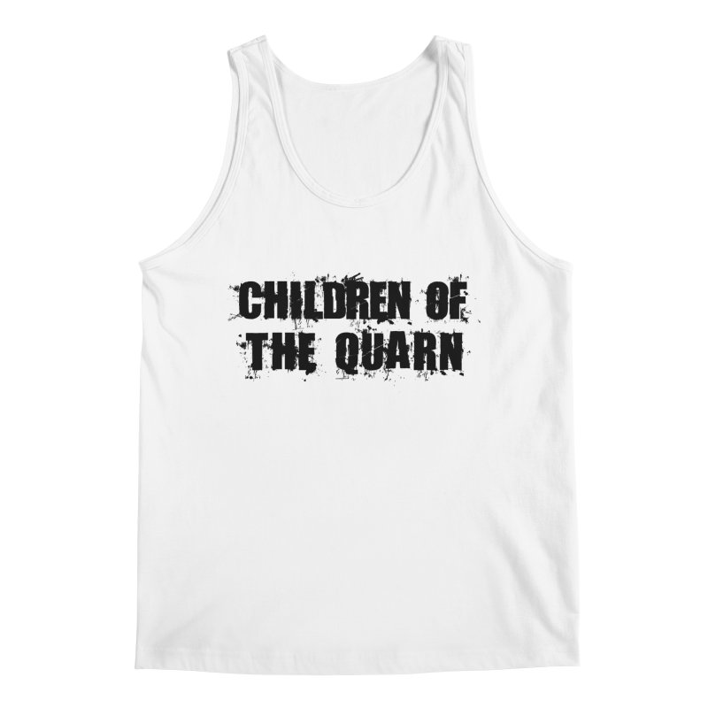 "SIDE EYE/""Children of the Quarn"" (Black) Men's Tank by Josh Sabarra's Shop"