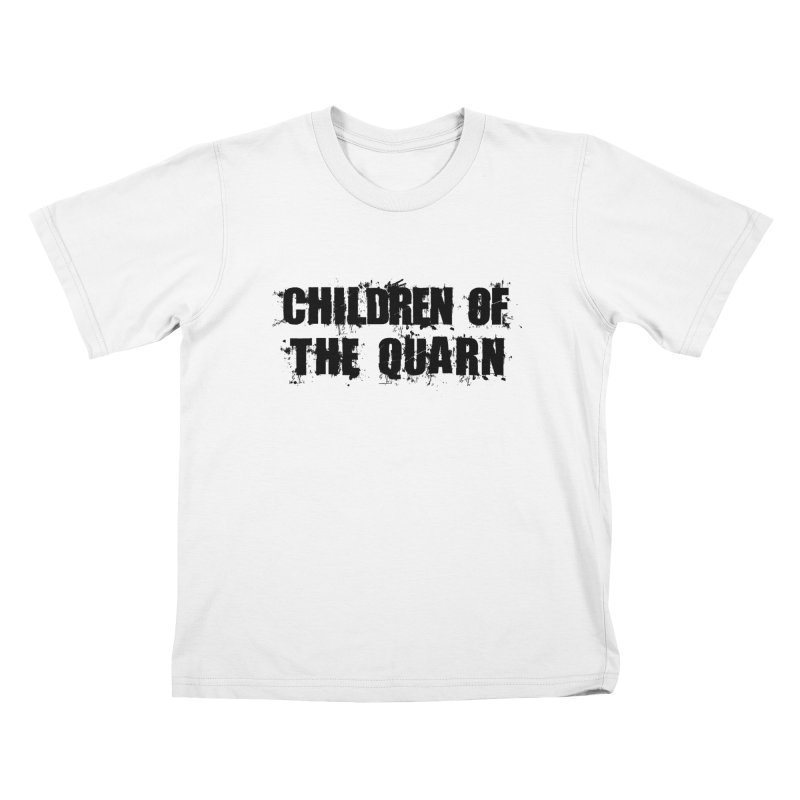 "SIDE EYE/""Children of the Quarn"" (Black) Kids T-Shirt by Josh Sabarra's Shop"