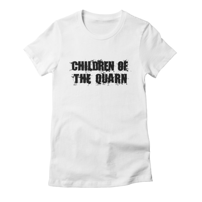 "SIDE EYE/""Children of the Quarn"" (Black) Women's T-Shirt by Josh Sabarra's Shop"