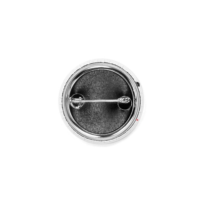 ENEMIES CLOSER Logo (Black) Accessories Button by Josh Sabarra's Shop