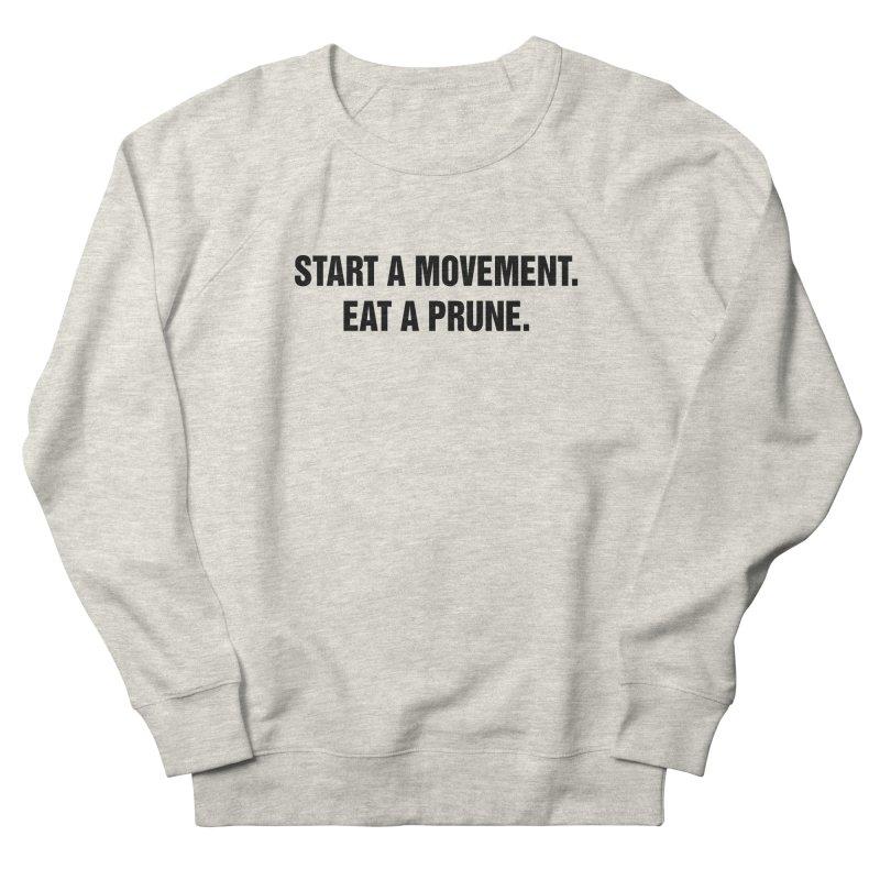 "SIDE EYE/""Movement"" (Black) Men's Sweatshirt by Josh Sabarra's Shop"
