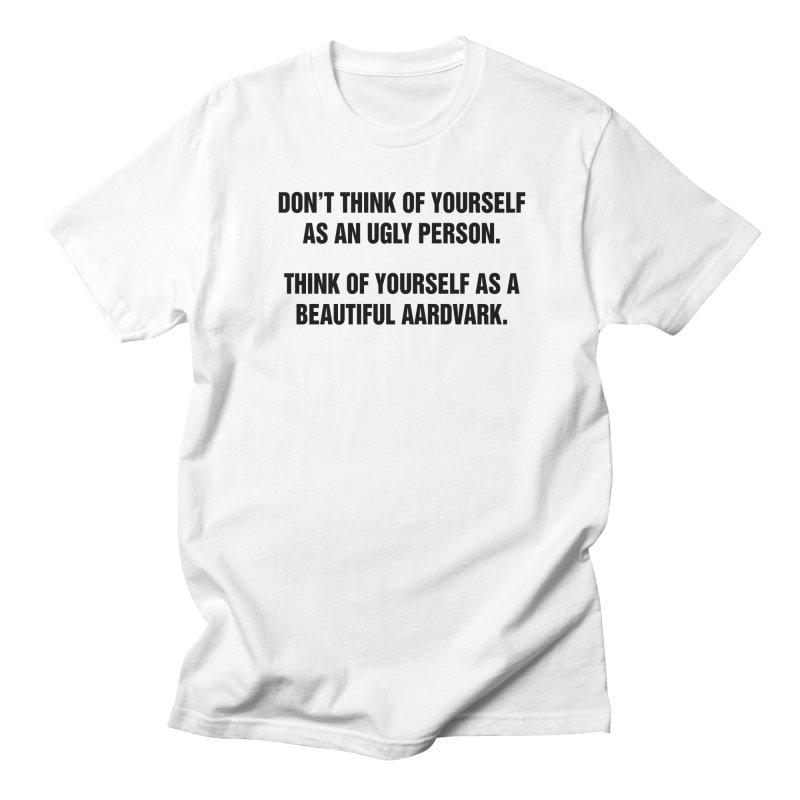 "SIDE EYE/""Ugly Person"" (Black) Women's Unisex T-Shirt by Josh Sabarra's Shop"