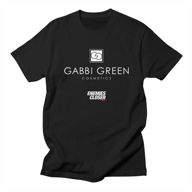 "ENEMIES CLOSER/""Gabbi Green"" (White) Women's Unisex T-Shirt by Josh Sabarra's Shop"