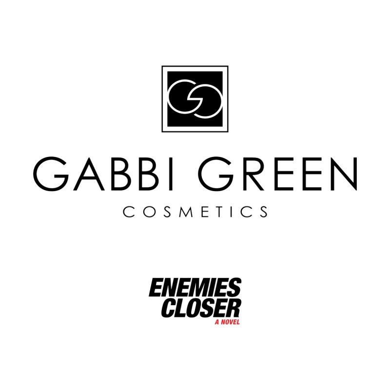 "ENEMIES CLOSER/""Gabbi Green"" (Black) by Josh Sabarra's Shop"