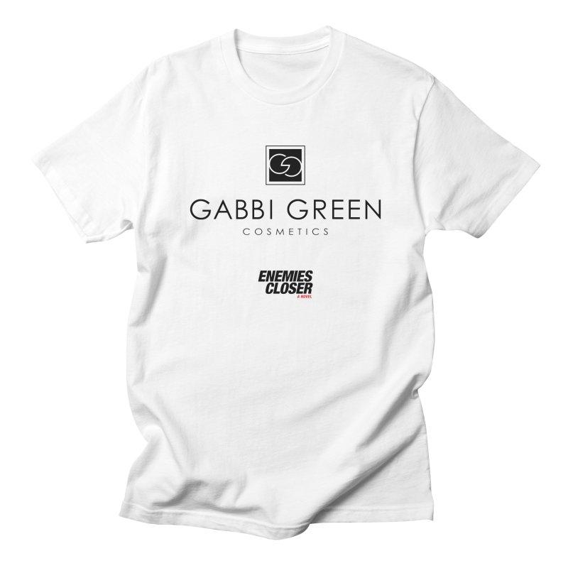 "ENEMIES CLOSER/""Gabbi Green"" (Black) Women's Unisex T-Shirt by Josh Sabarra's Shop"