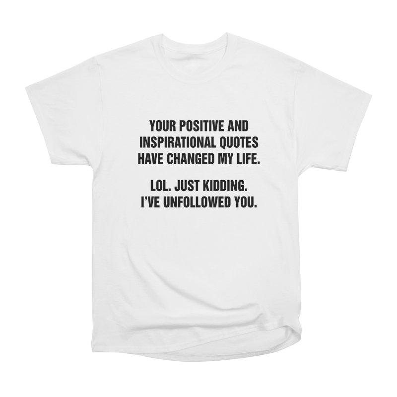 "SIDE EYE/""Inspiration"" (Black) Women's Heavyweight Unisex T-Shirt by Josh Sabarra's Shop"