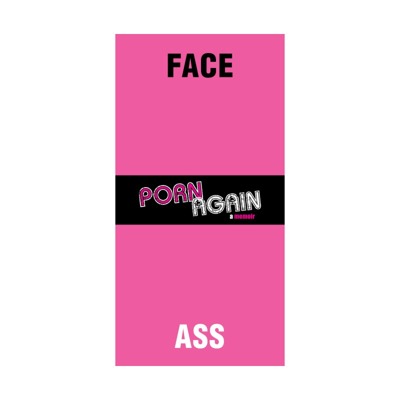 "PORN AGAIN/""In Position"" Bangin' Towel Accessories Beach Towel by Josh Sabarra's Shop"