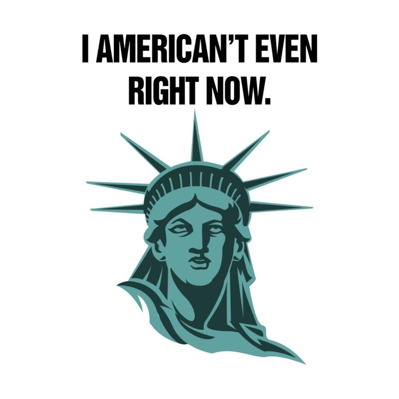 "SIDE EYE/""American't"" (Black) Kids Baby T-Shirt by Josh Sabarra's Shop"