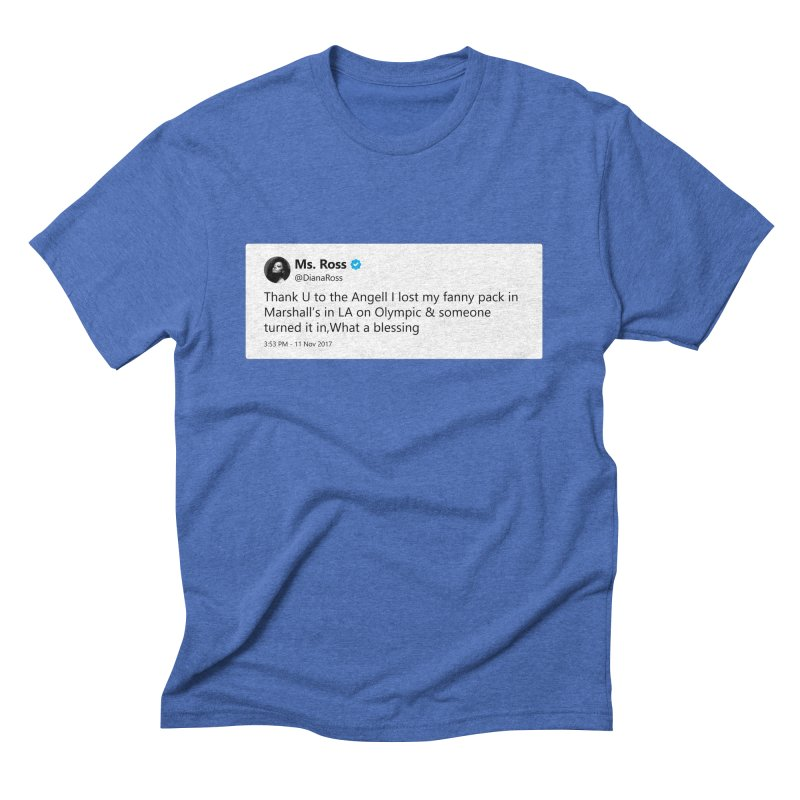 "SIDE EYE/""Diana Ross at Marshall's"" TweetSHIRT Men's T-Shirt by Josh Sabarra's Shop"