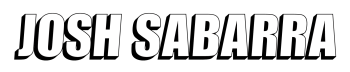 Josh Sabarra's Shop Logo