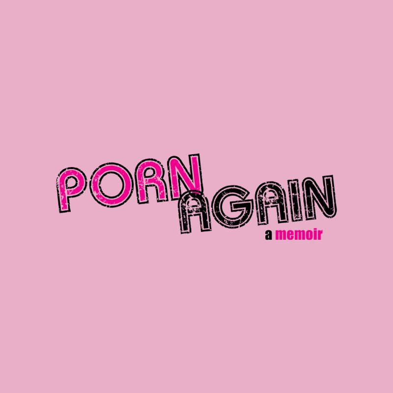 PORN AGAIN Logo (Striking Color) Men's Triblend T-Shirt by Josh Sabarra's Shop