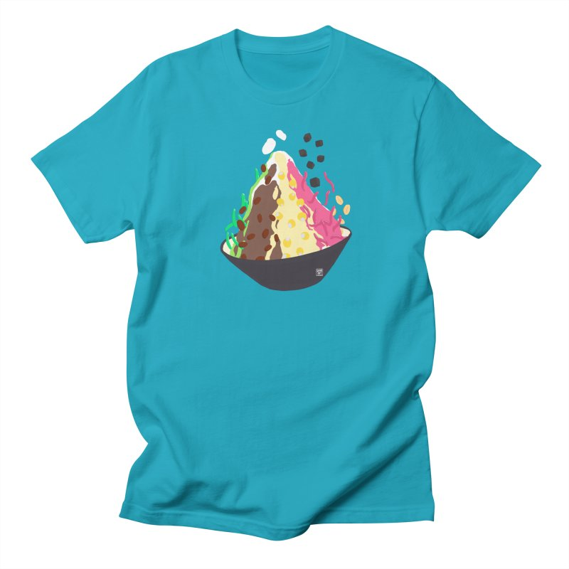 Ice Kacang Men's T-Shirt by Jovial Crafts Apparel