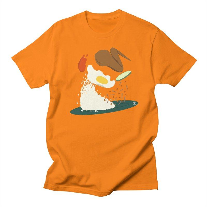 Nasi Lemak Men's T-Shirt by Jovial Crafts Apparel
