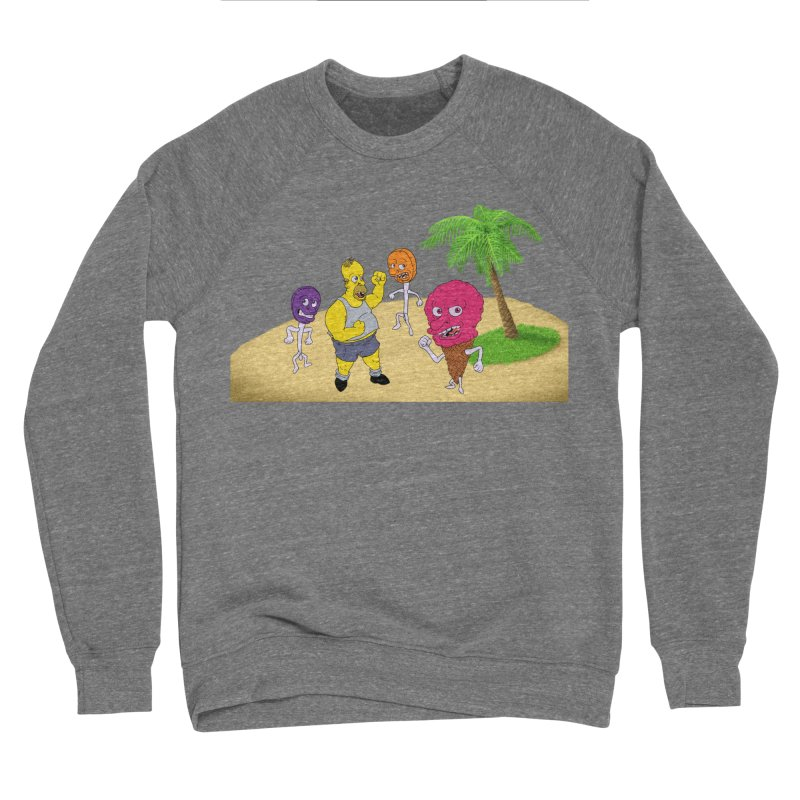 Sugar Sugar Women's Sponge Fleece Sweatshirt by JuiceOne's Artist Shop