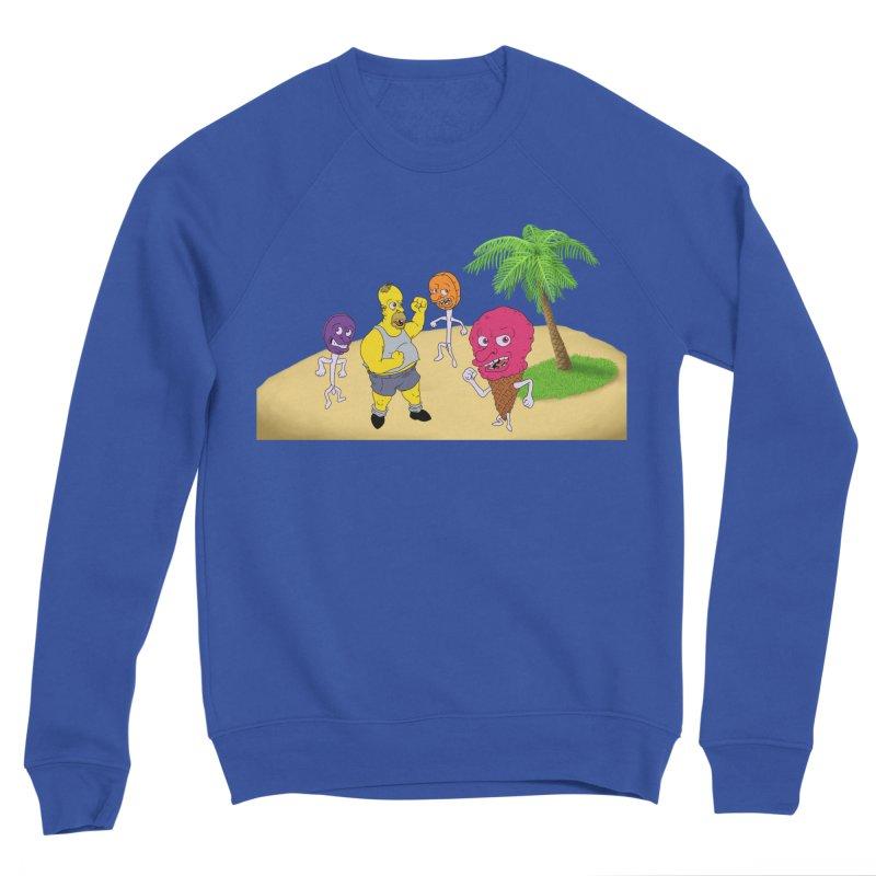 Sugar Sugar Men's Sponge Fleece Sweatshirt by JuiceOne's Artist Shop