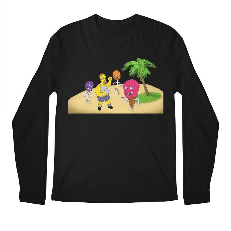 Sugar Sugar Men's Regular Longsleeve T-Shirt by JuiceOne's Artist Shop