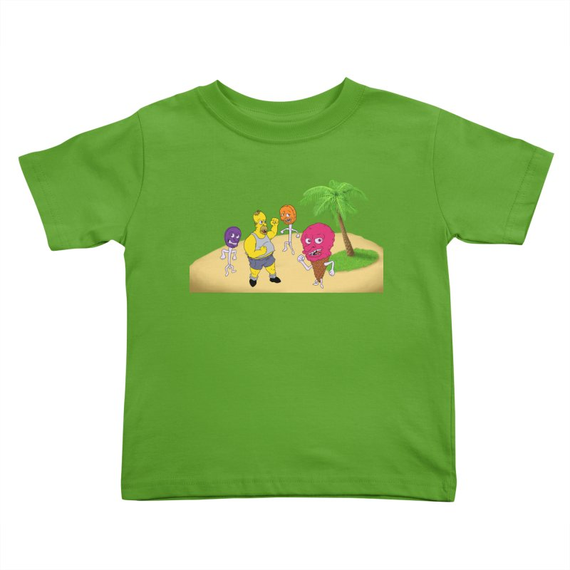 Sugar Sugar Kids Toddler T-Shirt by JuiceOne's Artist Shop