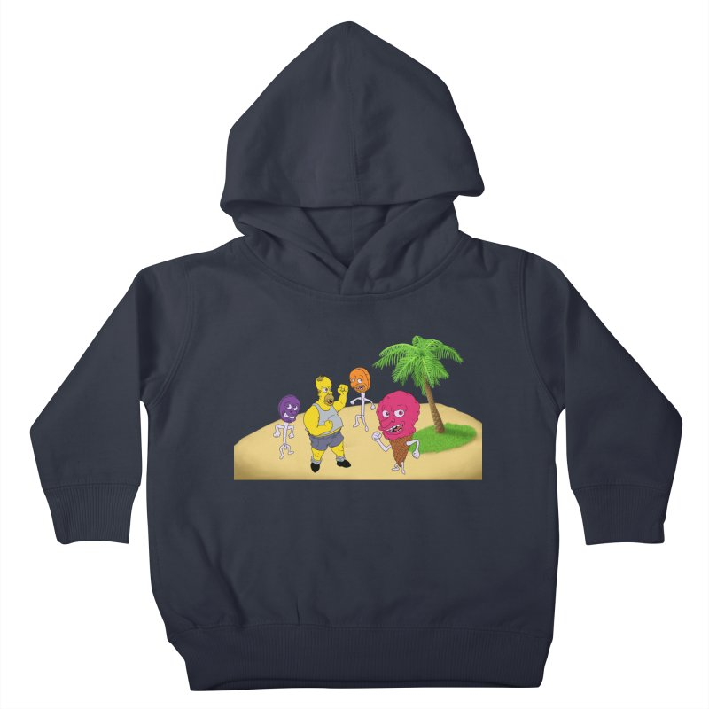 Sugar Sugar Kids Toddler Pullover Hoody by JuiceOne's Artist Shop