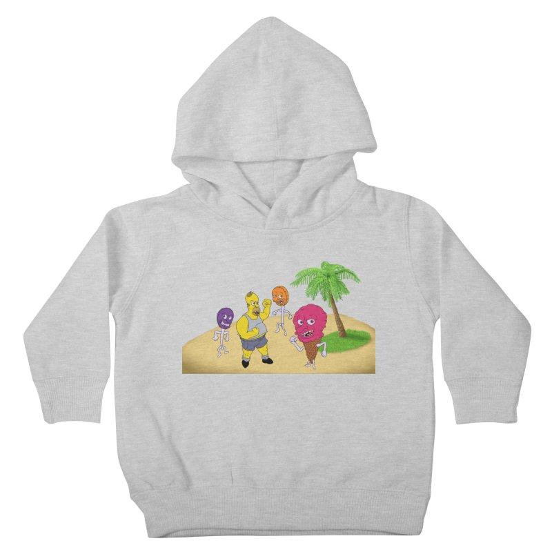 Sugar Sugar Kids Toddler Pullover Hoody by JuiceOne's Artist Shop