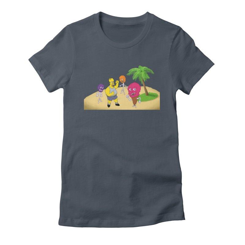 Sugar Sugar Women's T-Shirt by JuiceOne's Artist Shop