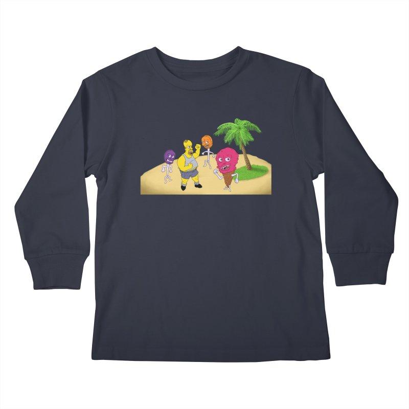 Sugar Sugar Kids Longsleeve T-Shirt by JuiceOne's Artist Shop