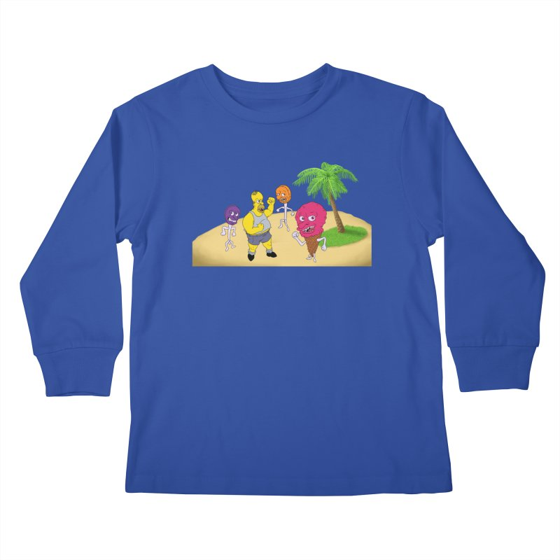 Sugar Sugar Kids Longsleeve T-Shirt by JuiceOne's Artist Shop