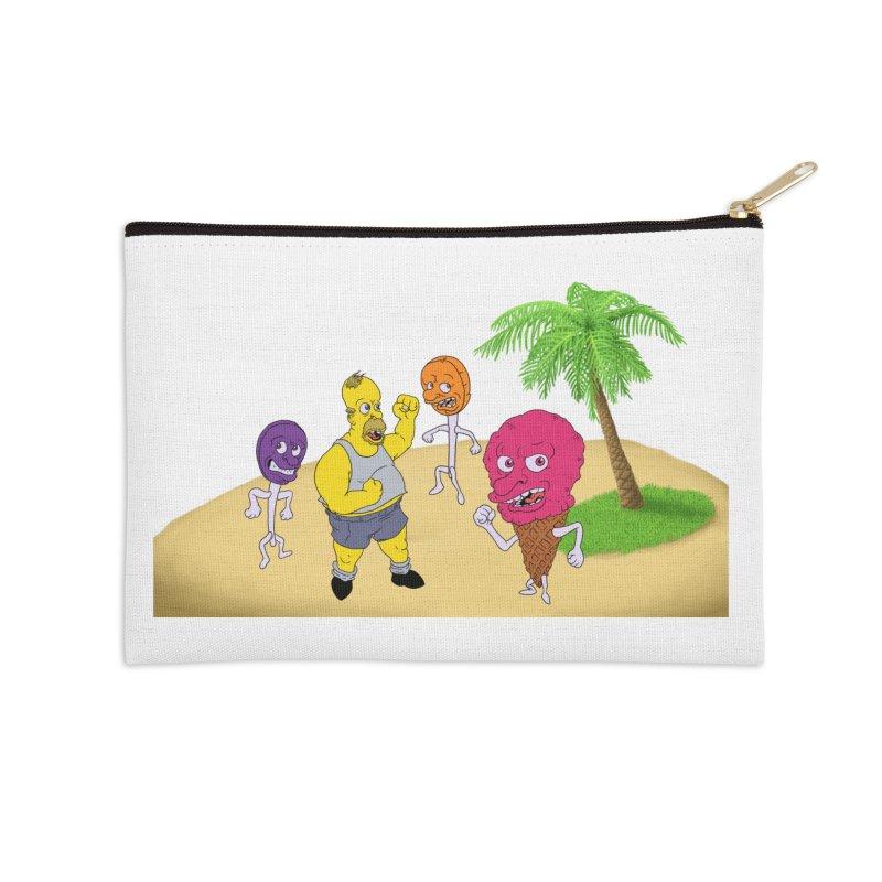 Sugar Sugar Accessories Zip Pouch by JuiceOne's Artist Shop