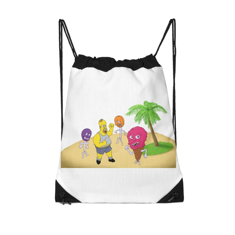 Sugar Sugar Accessories Drawstring Bag Bag by JuiceOne's Artist Shop