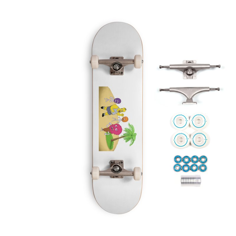Sugar Sugar Accessories Complete - Basic Skateboard by JuiceOne's Artist Shop