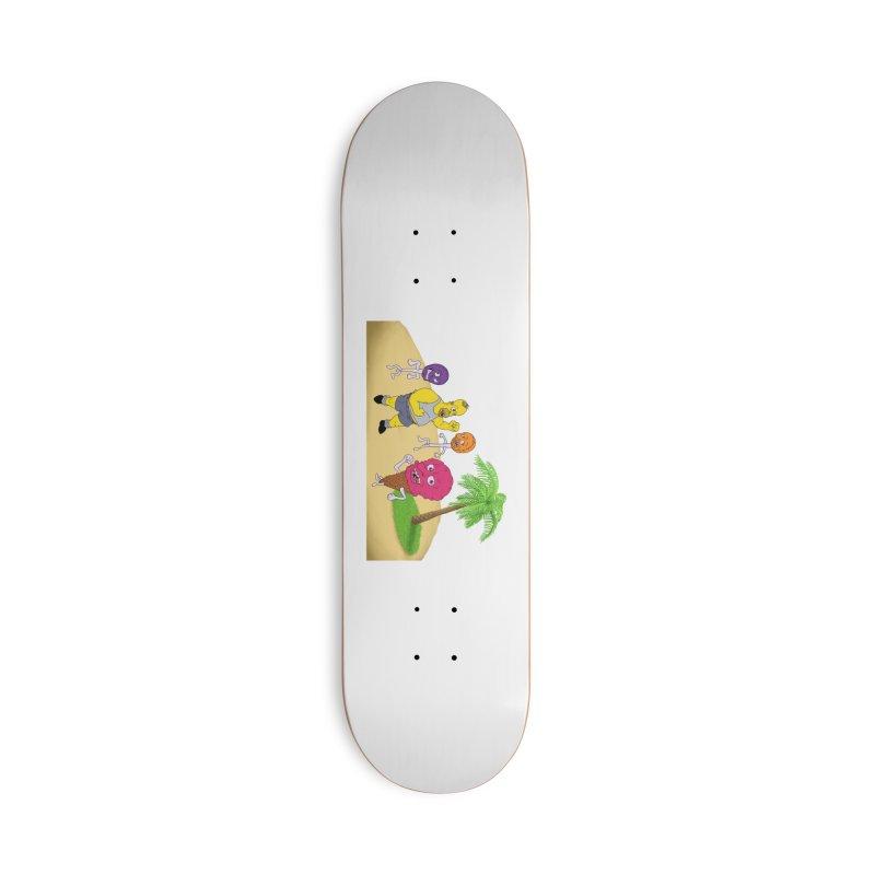 Sugar Sugar Accessories Skateboard by JuiceOne's Artist Shop