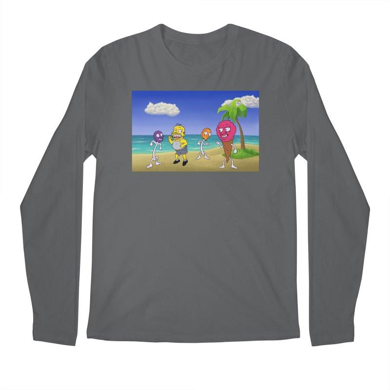 Sugar Sugar Cuties Men's Longsleeve T-Shirt by JuiceOne's Artist Shop