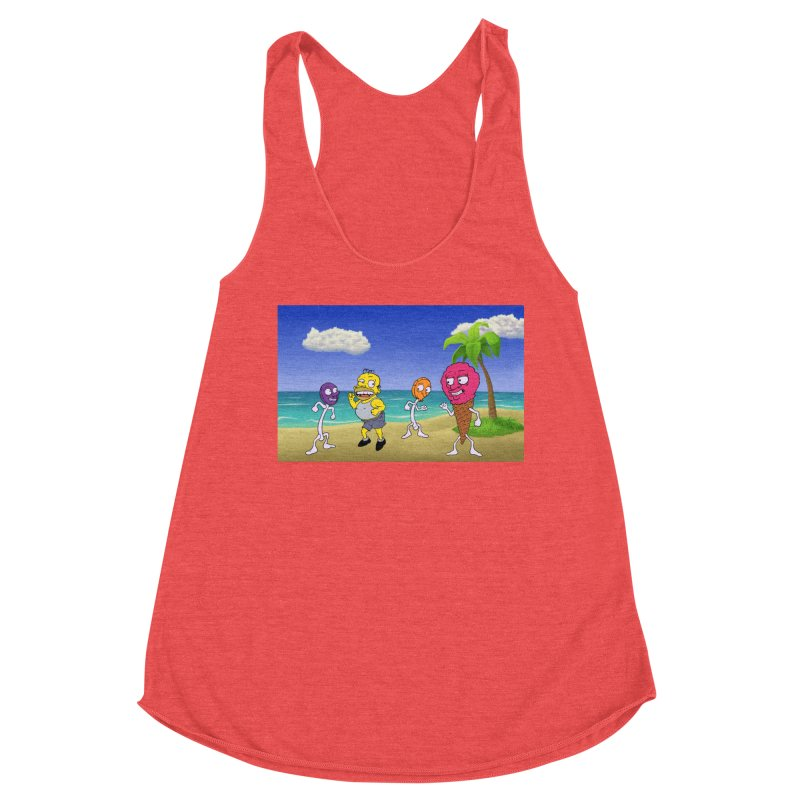 Sugar Sugar Cuties Women's Tank by JuiceOne's Artist Shop
