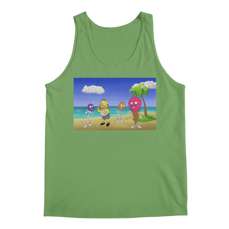 Sugar Sugar Cuties Men's Tank by JuiceOne's Artist Shop