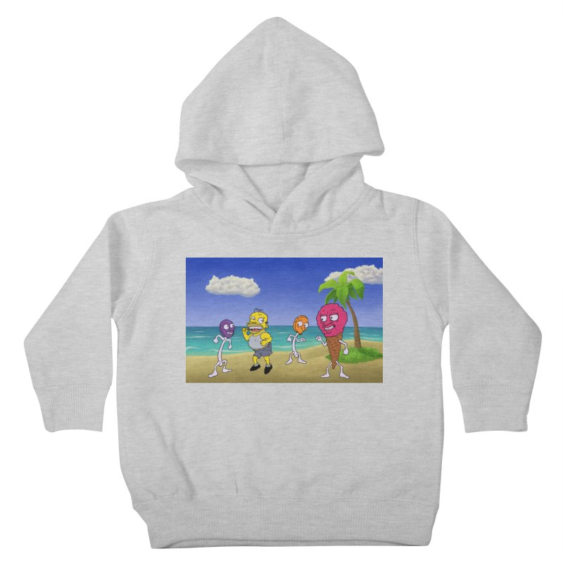 Sugar Sugar Cuties Kids Toddler Pullover Hoody by JuiceOne's Artist Shop