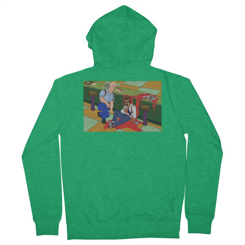 Do one thing for me... Men's Zip-Up Hoody by JuiceOne's Artist Shop