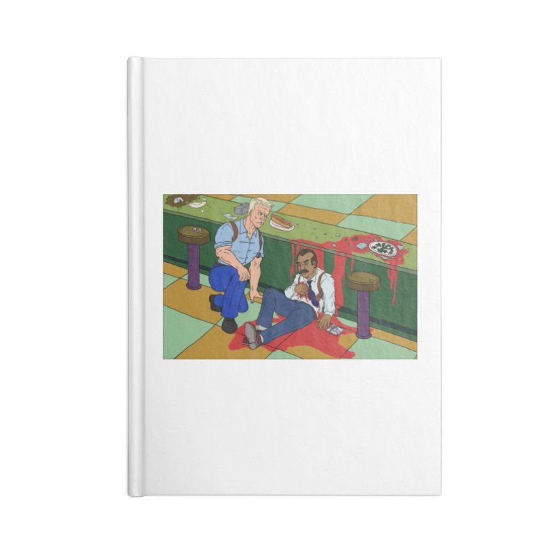 Do one thing for me... Accessories Notebook by JuiceOne's Artist Shop