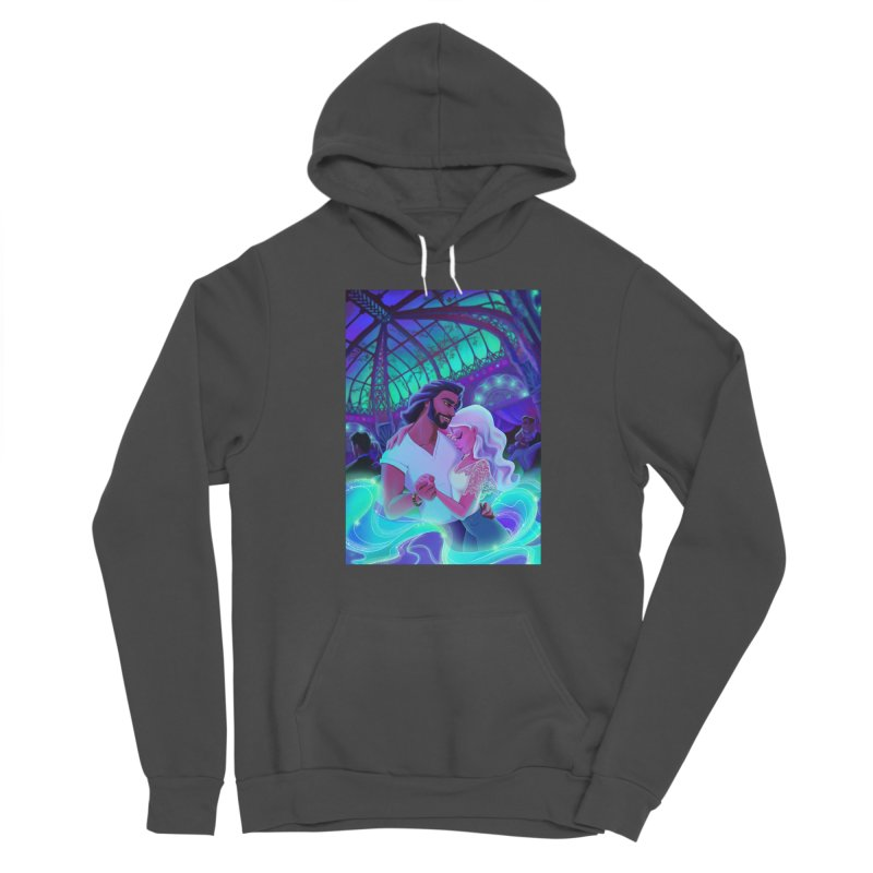 Don't Hex and Drive Illustration #1 Women's Pullover Hoody by Juliette Cross's Shop