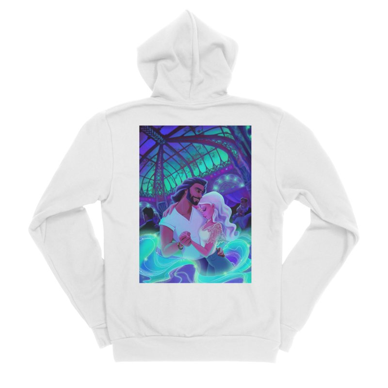 Don't Hex and Drive Illustration #1 Women's Zip-Up Hoody by Juliette Cross's Shop