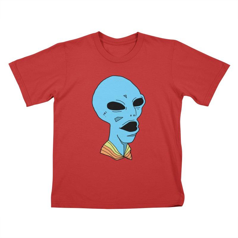 Alien Kids T-Shirt by Jumo