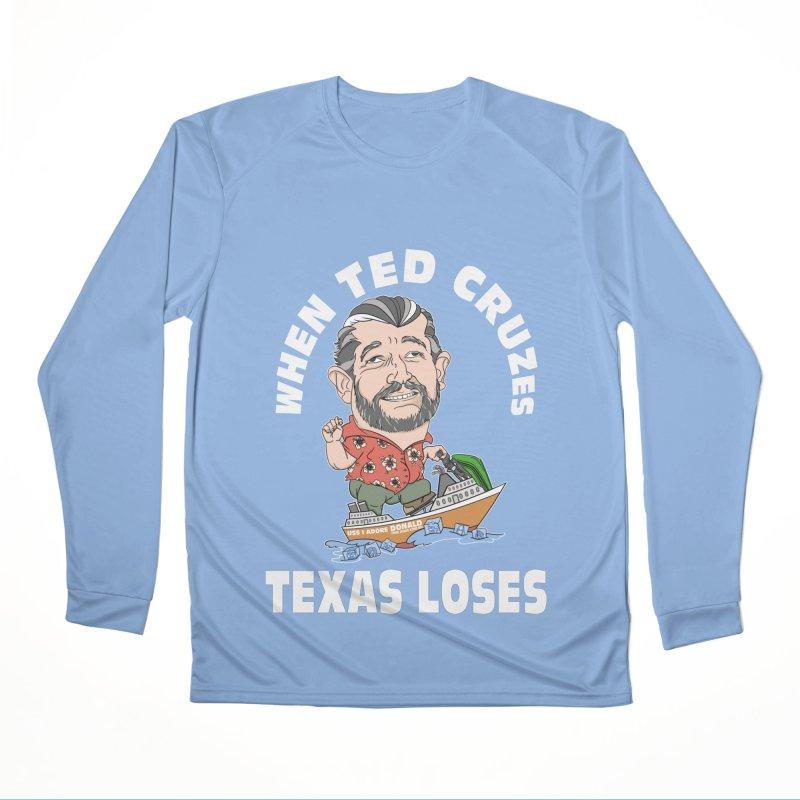 When Ted Cruzes Women's Longsleeve T-Shirt by The Strange Pope's Stuff-Shack