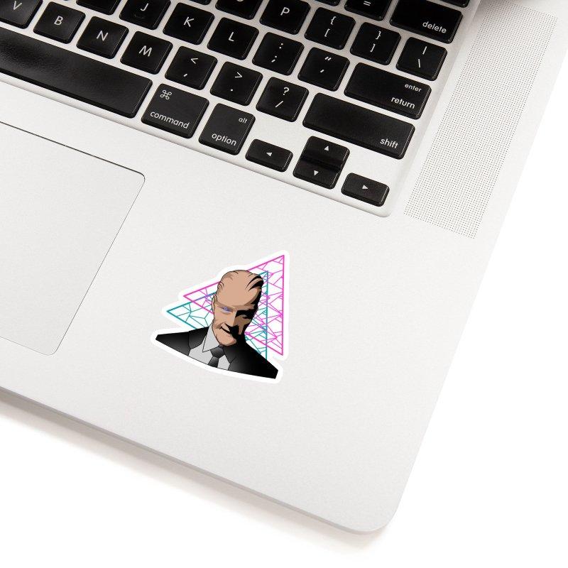 Head Room #1 Accessories Sticker by The Strange Pope's Stuff-Shack