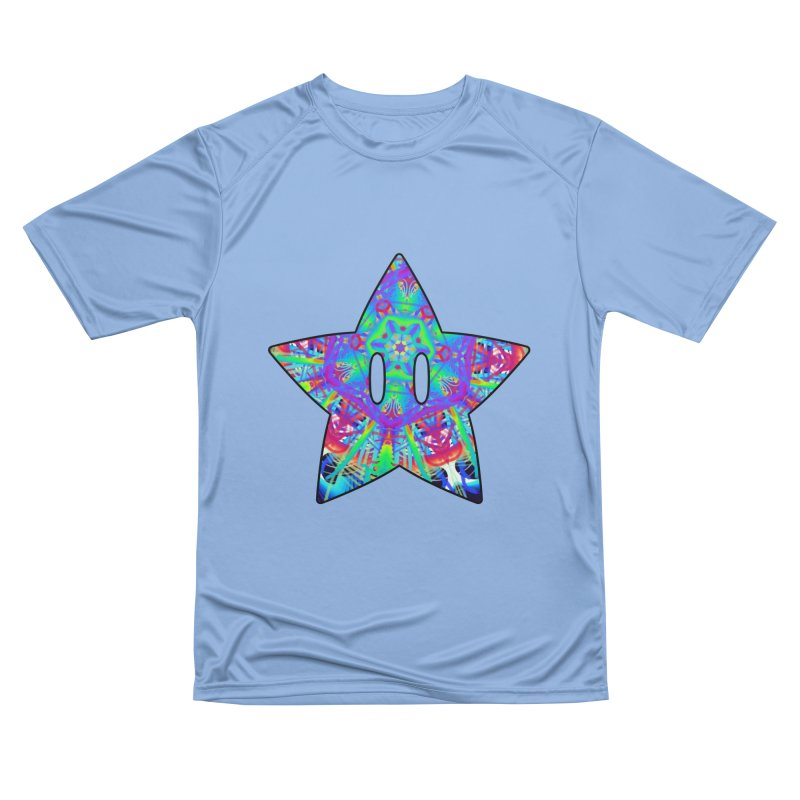 Psychedelic Star (For Light Colors) Women's T-Shirt by The Strange Pope's Stuff-Shack