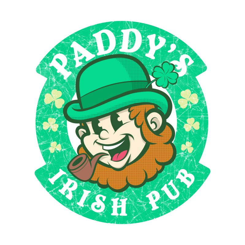 Paddy's Pub by Justin Oden's Artist Shop