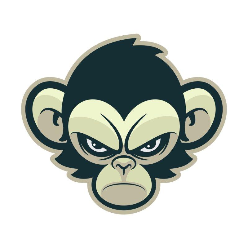 Bad Monkey by Justin Oden's Artist Shop