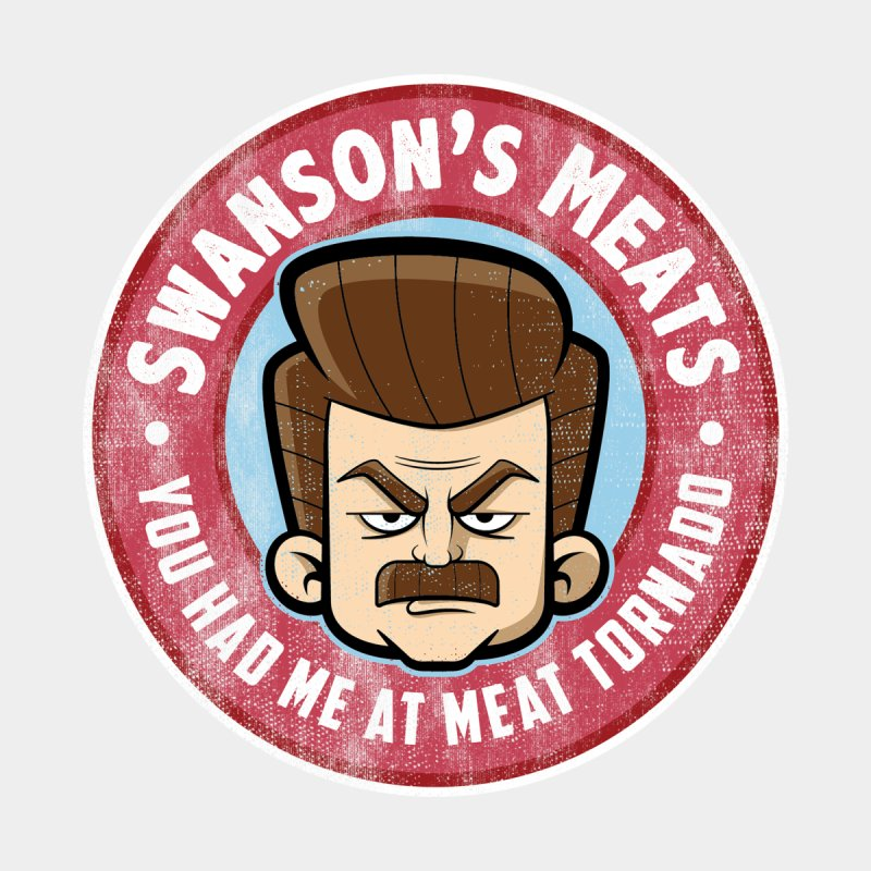 Swanson's Meats by Justin Oden's Artist Shop