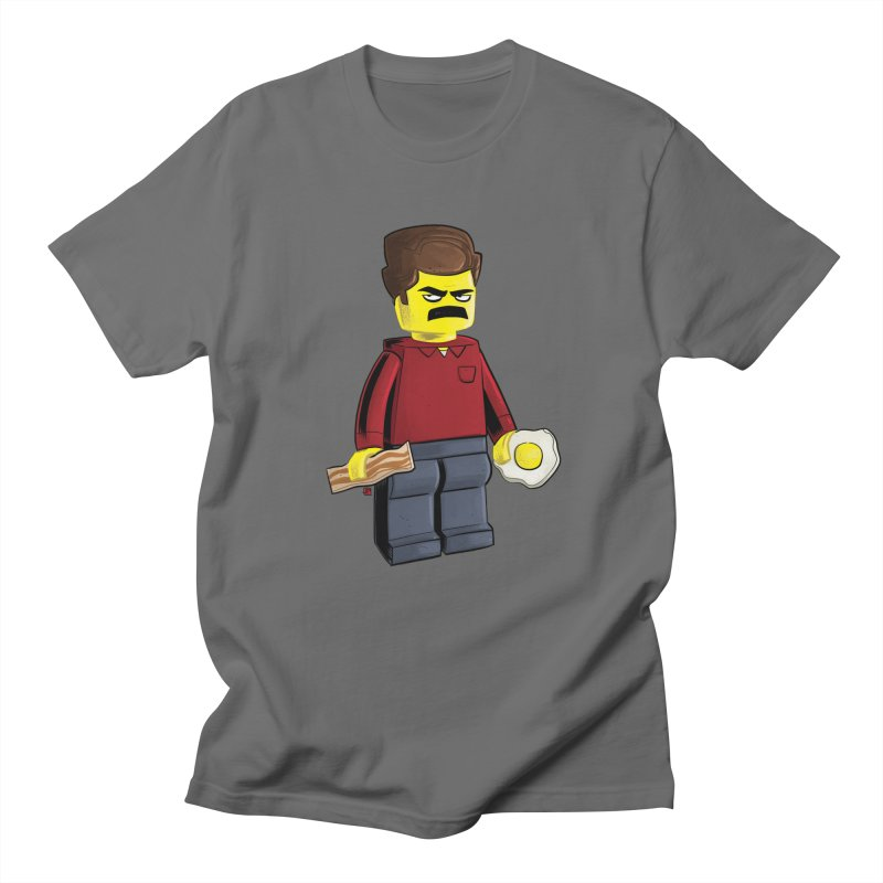 Lego Ron Men's T-Shirt by Justin Peterson