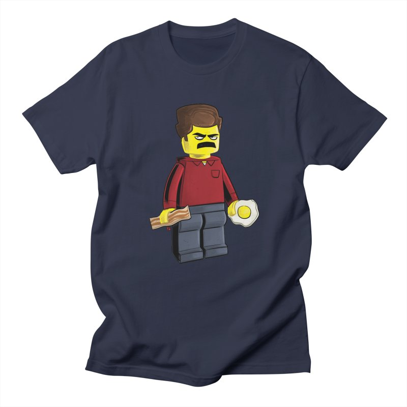 Lego Ron Men's Regular T-Shirt by Justin Peterson