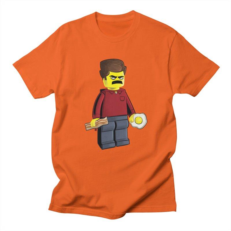 Lego Ron Women's Regular Unisex T-Shirt by Justin Peterson