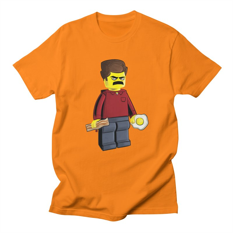 Lego Ron Women's Regular Unisex T-Shirt by Justin Peterson